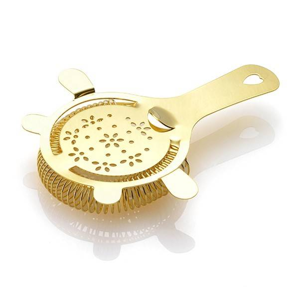 Cocktail Strainers Gold