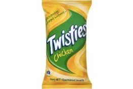 Twisties Twisties Chicken 45g