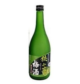 ASAHARA Asahara Green Tea Plum Wine 麻原酒造綠茶梅酒