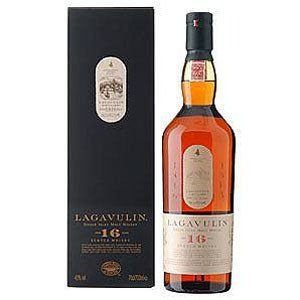 Lagavulin Lagavulin 16 Years Old Single Malt Scotch Whisky, Islay