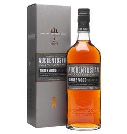 Auchentoshan Auchentoshan Three Wood Single Malt Scotch Whisky, Lowland