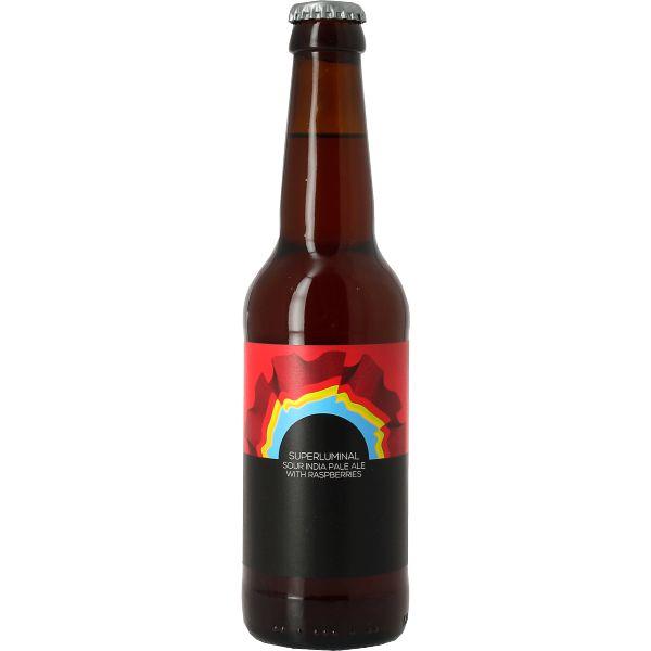 Buxton Buxton/Stillwater Raspberry Superluminal Sour IPA