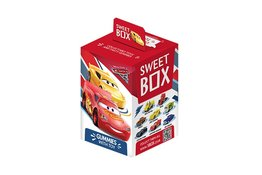 Cars Disney Cars Sweet Box - Gummy with Toys 10g