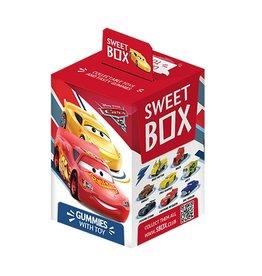 Spa Formula Ltd Disney Cars Sweet Box - Gummy with Toys 10g