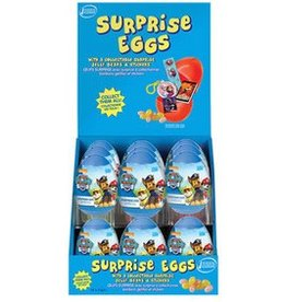 Spa Formula Ltd Paw Patrol Surprise Plastic Egg with Marshmallow 6g