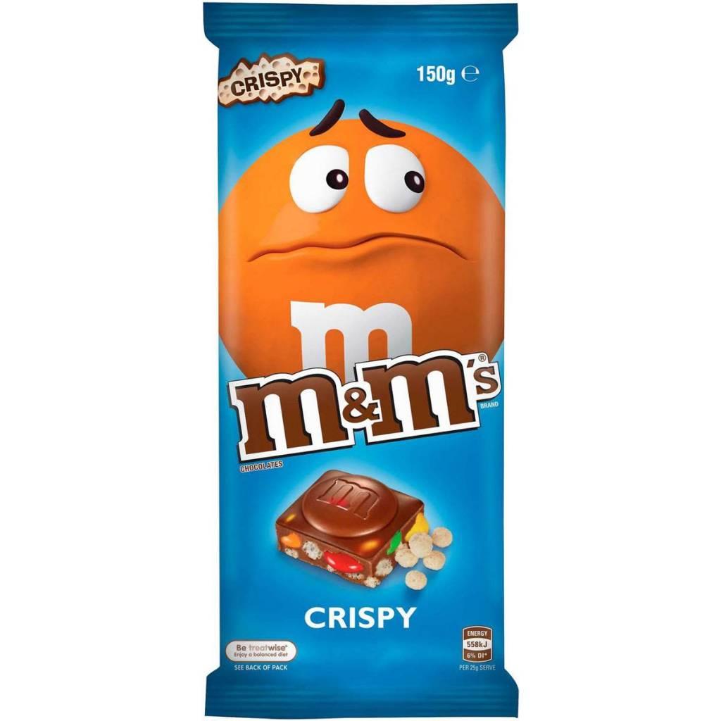 M&M'S M&M's Crispy Chocolate Block