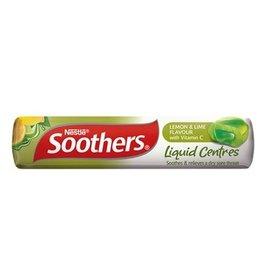 Nestle Soothers Liquid Centres Lemon & Lime Stick