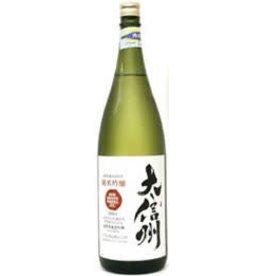 Daishinshu (Nagano) Daishinshu (Nagano) NAC Junmai Ginjo 大信州 NAC 純米 吟釀酒 Sake 720ml
