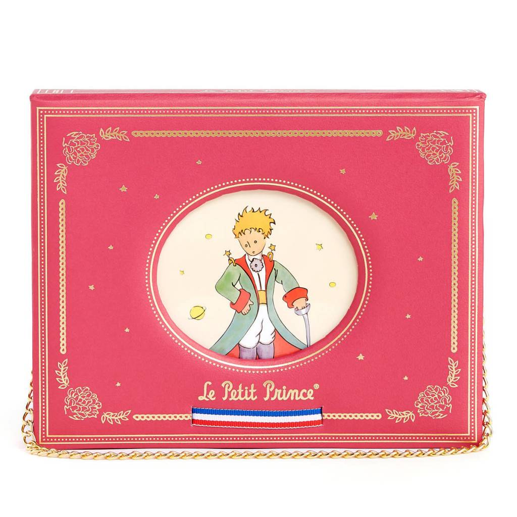Little Prince Handbag - Chocolate
