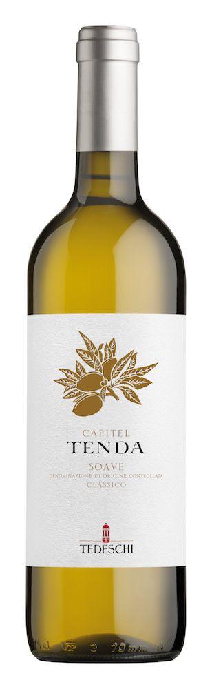 "Tedeschi Tedeschi ""Capitel Tenda"" 2015, Gargenega, Soave Classico DOC, Veneto, Italy"