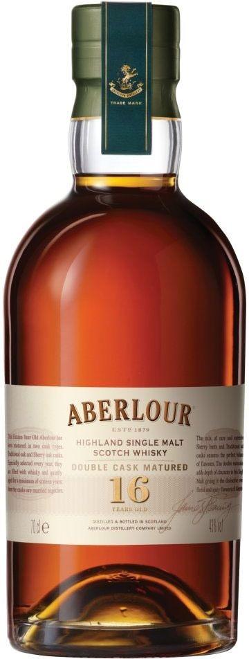 Aberlour Aberlour 16 Years Old Highland Single Malt Scotch Whisky, Speyside