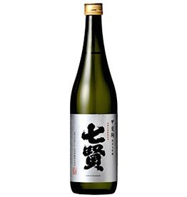SHICHIKEN Shichiken Kaikoma Junmai Daiginjo Sake 七賢 甲斐駒 720ml