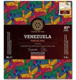 Chocolate Tree Chocolate Tree Venezuela Porcelana 85%