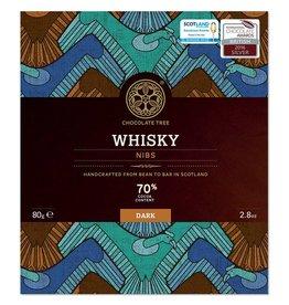 Chocolate Tree Chocolate Tree Whisky Nibs 70%