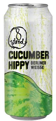 8Wired Brewing 8Wired Cucumber Hippy Berliner