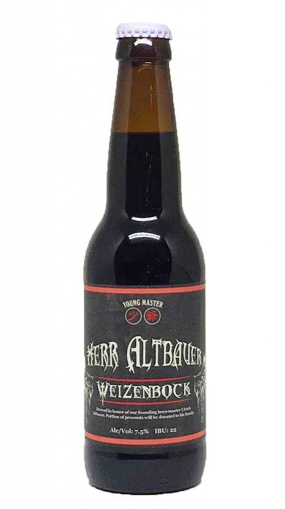Young Master Young Master Herr Altbauer Weizenbock