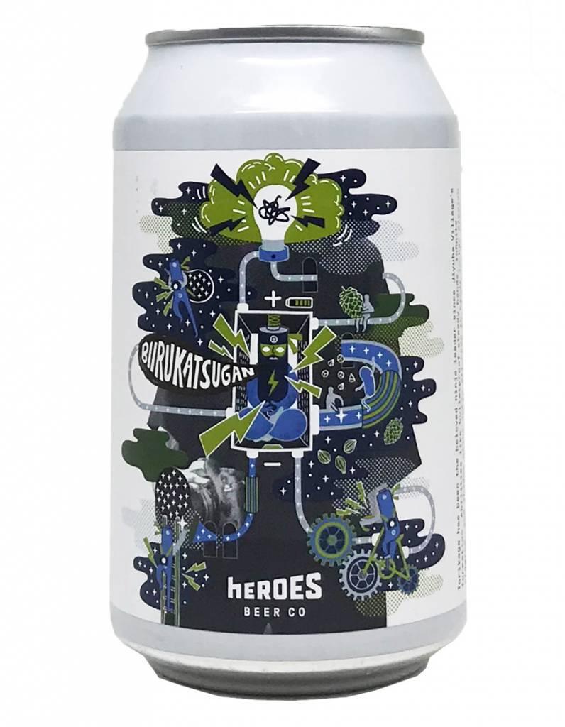 Heroes Beer Heroes Beer TORIKAGE Biirukatsugan