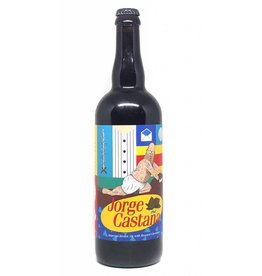Against the Grain Against The Grain Jorge Castana Imperial Brown Ale