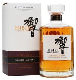 Suntory Hibiki Harmony NAS Blended Japanese Whisky