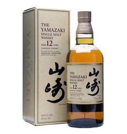 Suntory Suntory Yamazaki 12 Years Old Single Malt Japanese Whisky
