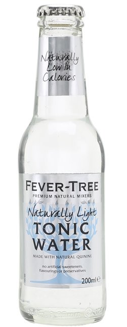 Fever Tree Fever Tree Naturally Light Tonic Water