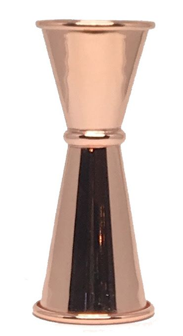 Cocktail Jiggers Copper 30ml-45ml