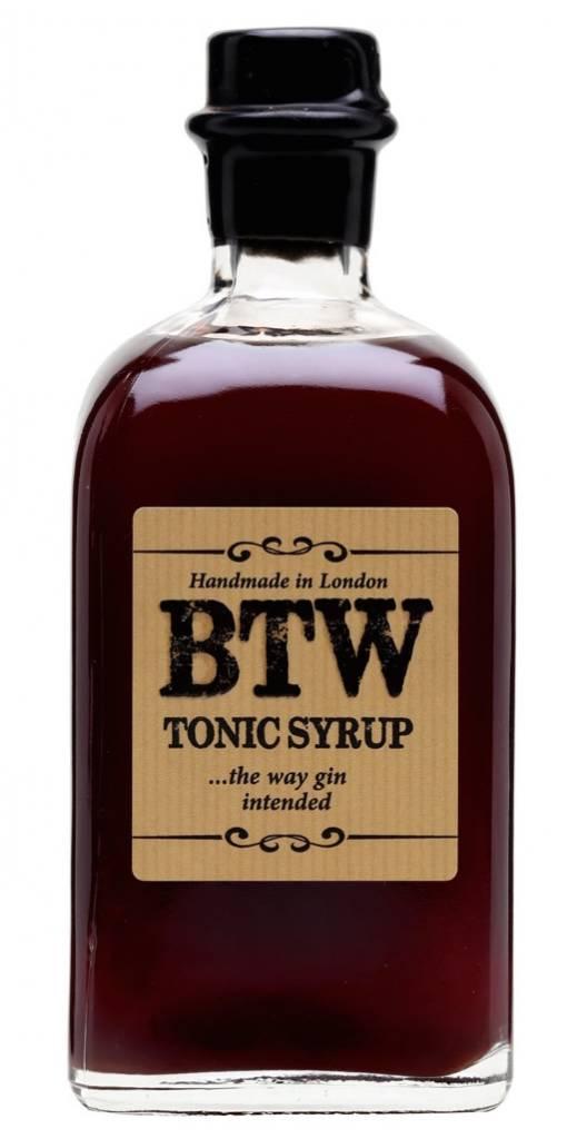 BTW BTW Tonic Syrup