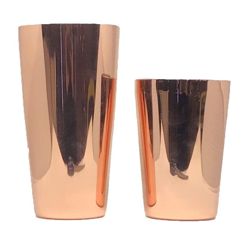 Cocktail Boston Shaker Copper