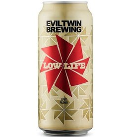 Evil Twin Evil Twin Low Life Pilsner