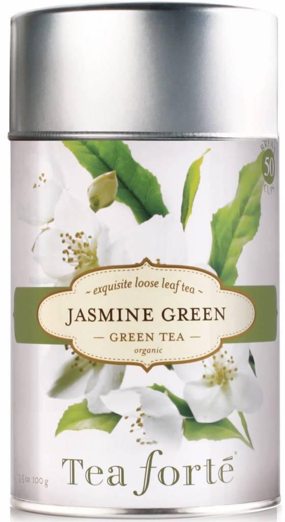 Tea Forte Tea Forte Organic Jasmine Green