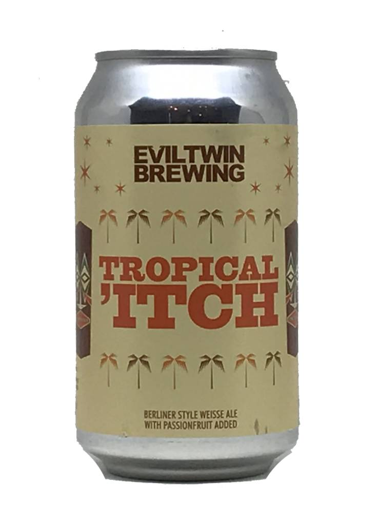 Evil Twin Evil Twin Tropical Itch Berliner Weisse