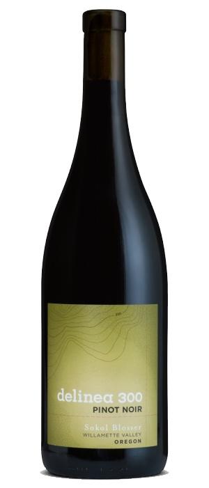 Sokol Blosser Sokol Blosser Delinea 300 Pinot Noir 2013 ,Willamette Valley, Oregon, U.S