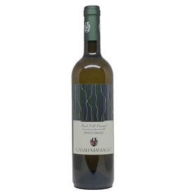Conte D'Attimis Maniago Casali Maniago Pinot Grigio 2015, Friuli Colli orientali DOC, Friuli-Venezia Giulia, Italy