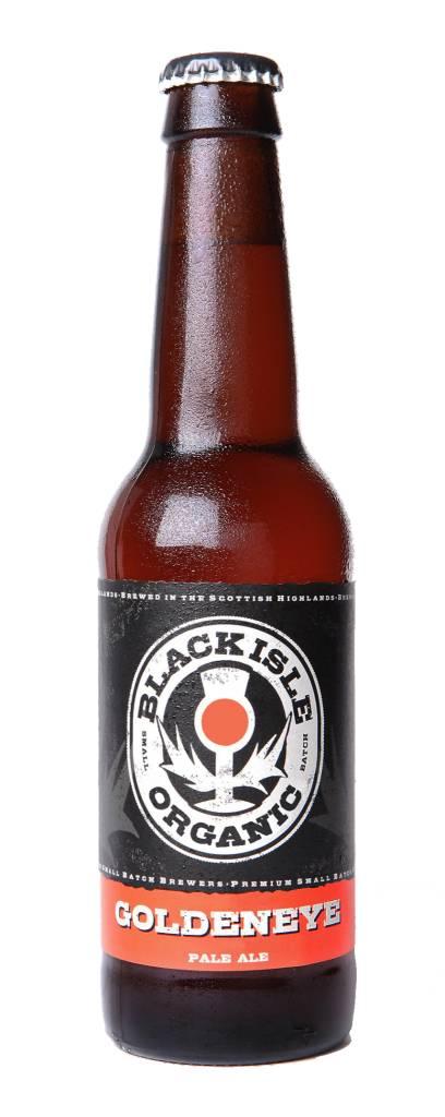 Black Isle Black Isle Goldeneye Pale Ale