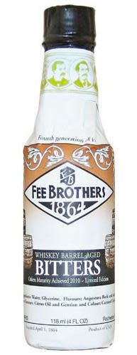 Fee Brothers Fee Brothers Whisky Barrel Aged Bitters