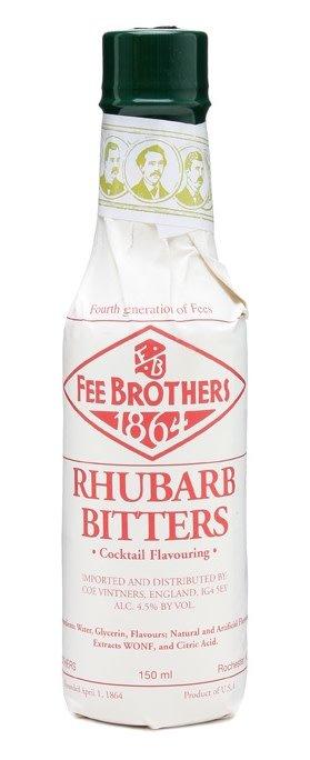 Fee Brothers Fee Brothers Rhubarb Bitters