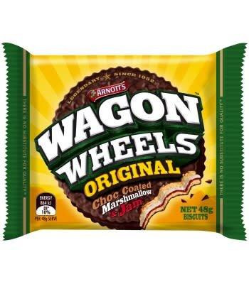 Arnotts Wagon Wheels Original