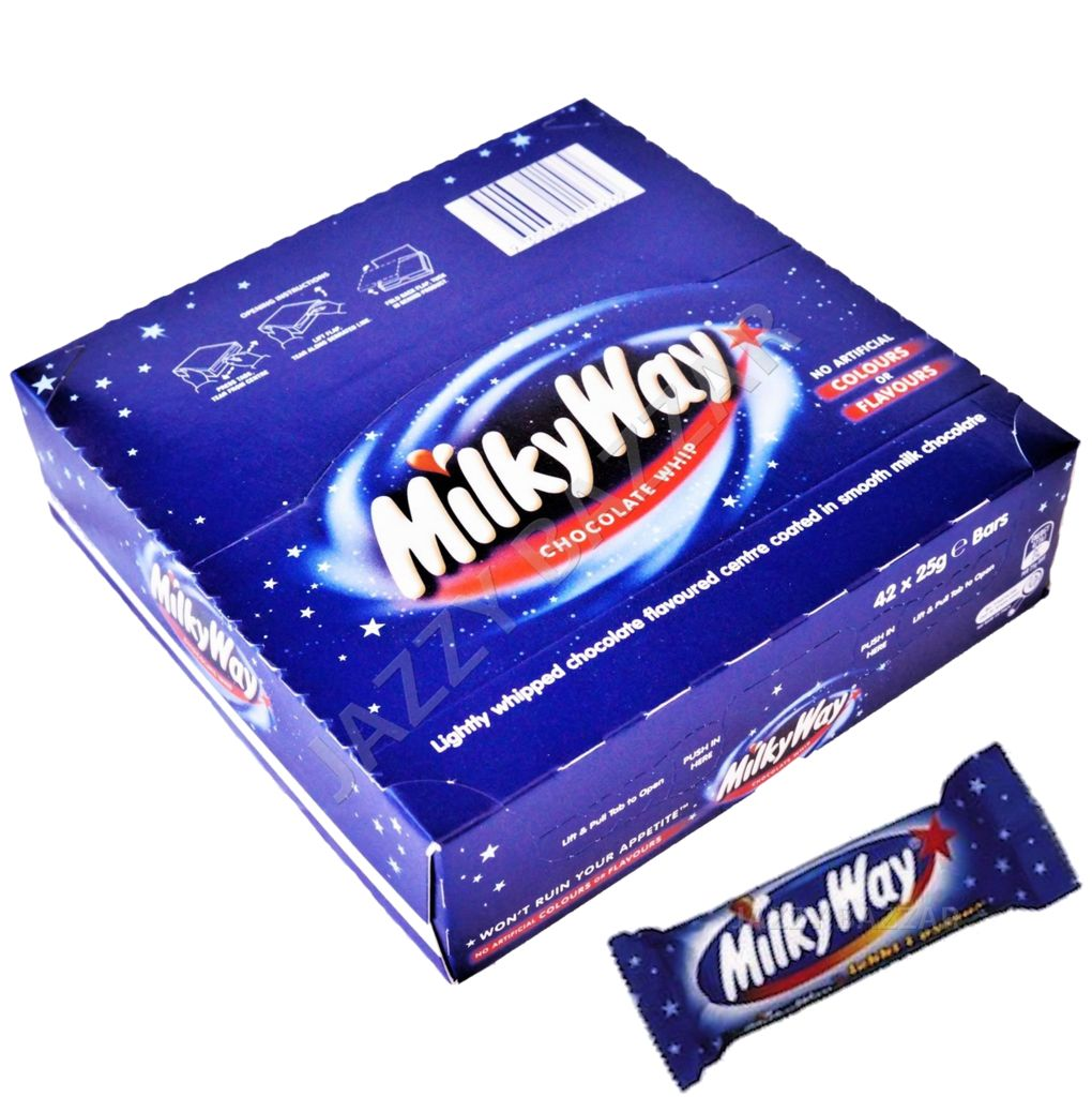 Mars Milky Way Blue 25g