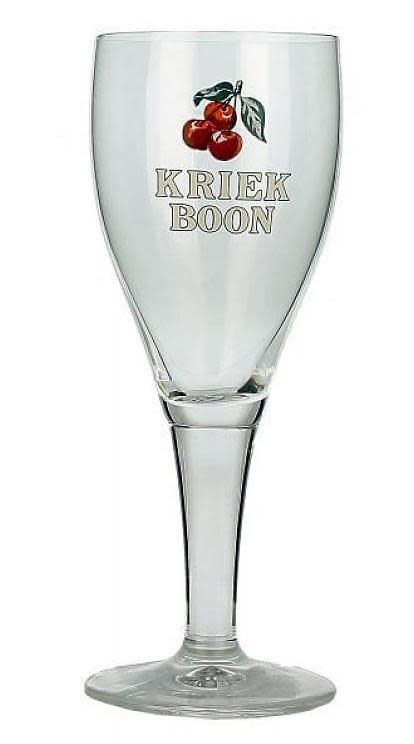 Boon Brewery Boon Kriek Beer Glass (200ml)
