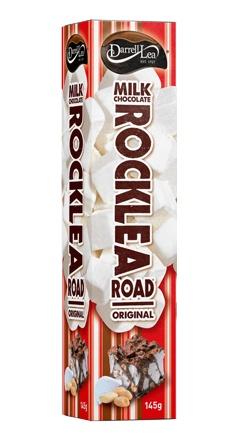 Darrell Lea Darrell Lea Rocklea Road Milk Chocolate