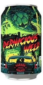 Garage Project Garage Project Pernicious Weed Double IPA - 330ml Can