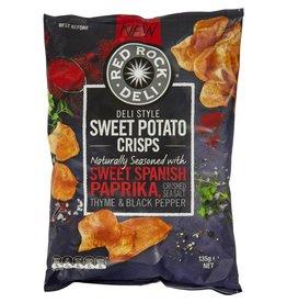 Red Rock Deli Red Rock Deli Sweet Potato Spanish Paprika 135g