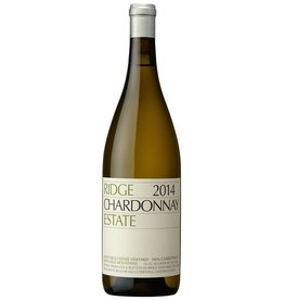 Ridge Ridge, Estate Chardonnay 2014, Santa Cruz Mountains, California, U.S