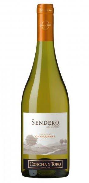 Vina Concha Y Toro Concha y Toro Sendero , Chardonnay 2016, Central Valley, Chile