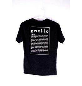 Gweilo Gweilo T Shirt Black XL