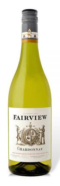 Fairview Fairview, Chardonnay 2016, Paarl, South Africa