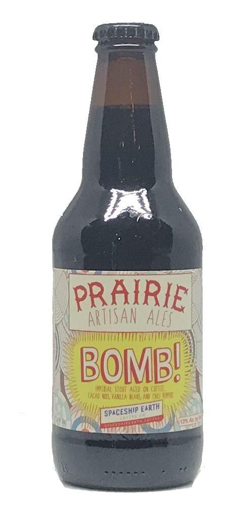 Prairie Artisan Ales Prairie Bomb! Imperial Stout