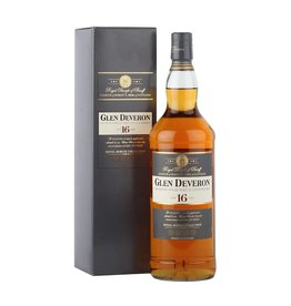 Glen Deveron Glen Deveron 16 Years Old Single Malt Scotch Whisky, Highland