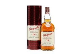 Glenfarclas Glenfarclas 18 Years Old Highland Single Malt Scotch Whisky 1L, Speyside
