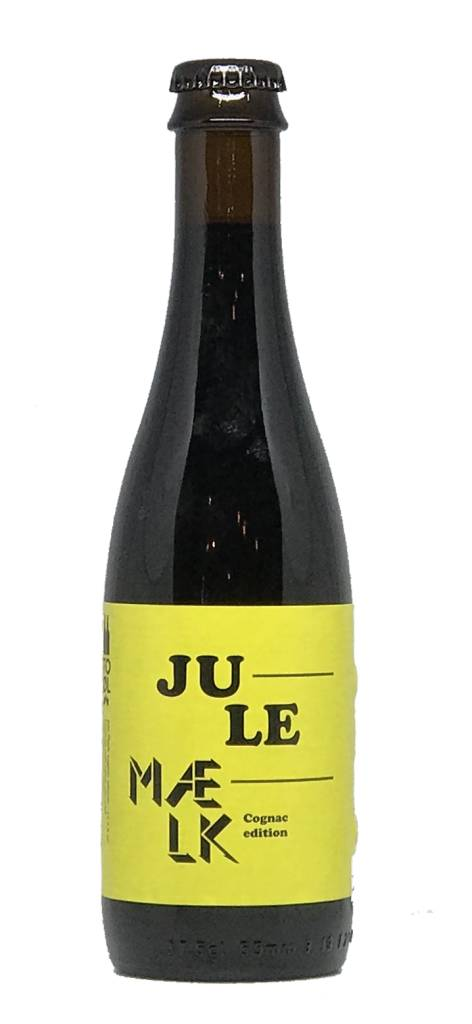 To OI To Ol Jule Mælk: Cognac Imperial Sweet Stout